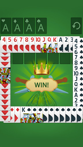 Solitaire Classic - solitaire card games free screenshot 2