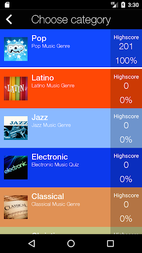 Top Songs Quiz screenshot 2