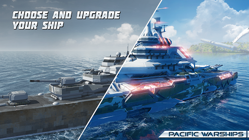 Pacific Warships screenshot 6
