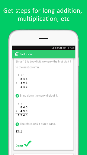 Cymath screenshot 7