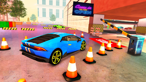 Street Car Parking 3D screenshot 8