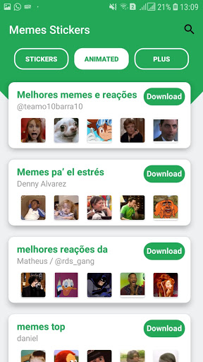 Funny Memes Stickers for WAStickerApps screenshot 5