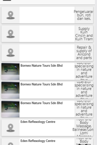 Sabah Business Directory screenshot 3