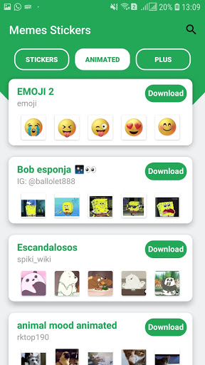 Funny Memes Stickers for WAStickerApps screenshot 2