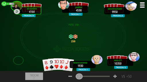 Poker 5 Card Draw - 5CD screenshot 5