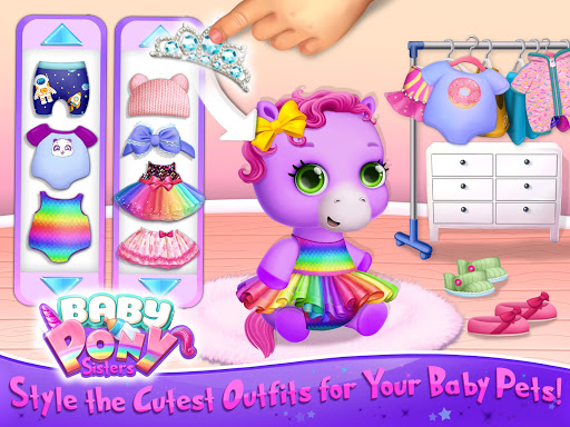 Baby Pony Sisters screenshot 17