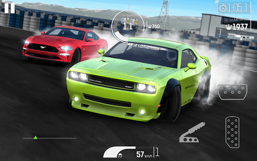 Nitro Nation Drag & Drift screenshot 2