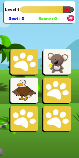Memory Animal screenshot 1