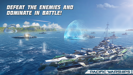 Pacific Warships screenshot 5