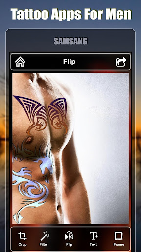 Tattoo design apps for men screenshot 1