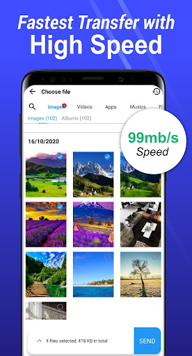 Share - File Transfer & Connect screenshot 4