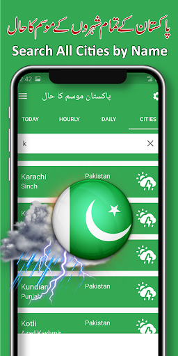 Daily Pakistan Weather Forecast & Updates screenshot 4