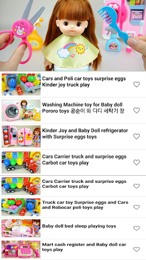 Play Doll and Toys Video screenshot 2