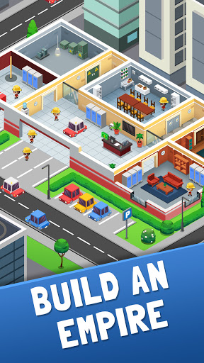 Idle Firefighter Tycoon - Fire Emergency Manager screenshot 4