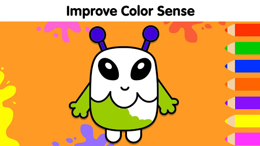 Coloring Games for Kids: Baby Drawing Book & Pages screenshot 21
