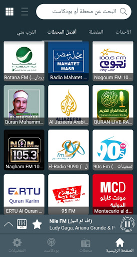 Radio Egypt راديو مصر screenshot 1