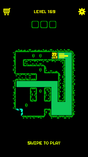 Tomb of the Mask: Color screenshot 2