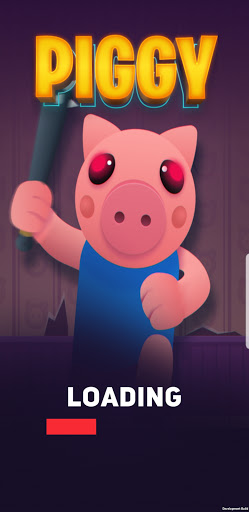 Horror Piggy Game for Roblox Fans and Robux screenshot 1