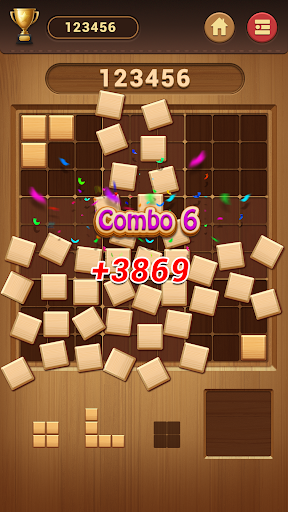 Wood Block Sudoku Game -Classic Free Brain Puzzle screenshot 7