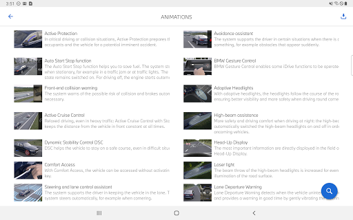 BMW Driver's Guide screenshot 10
