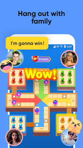 Voga - Play games and voice chat with new friends. screenshot 2