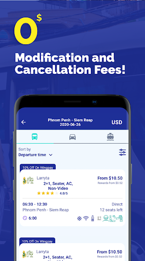 Camboticket Operator screenshot 5
