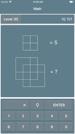 Math Riddles: IQ Test screenshot 2