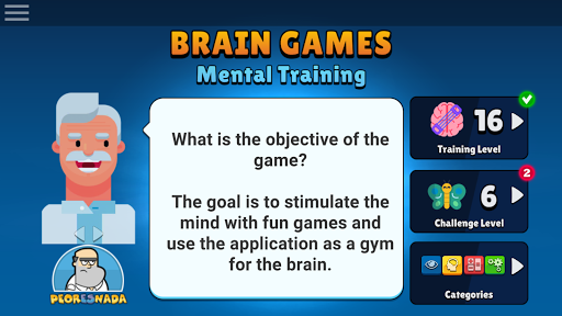 60 Brain Games screenshot 1
