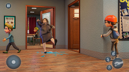 Scare Scary Bad Teacher 3D screenshot 4