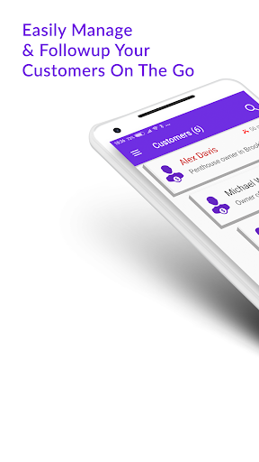 LEADer:Free CRM & Caller ID to Track Leads & Sales screenshot 1