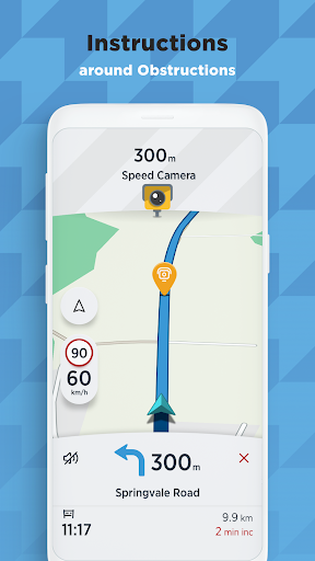 TomTom AmiGO screenshot 1