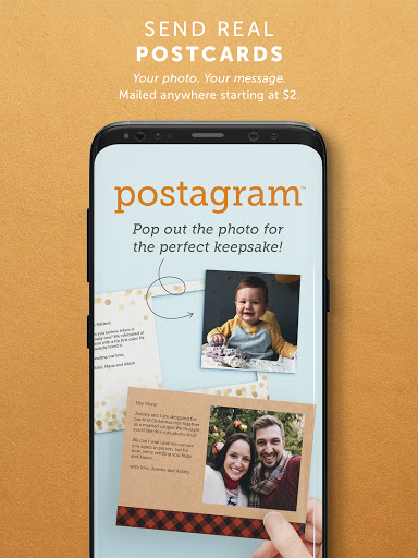 Postagram: Send Custom Photo Postcards screenshot 7