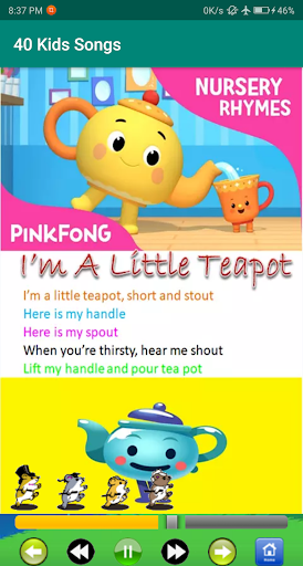 kids song - best offline nursery rhymes screenshot 6
