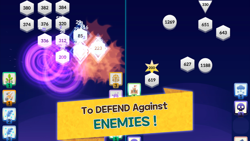 Merge Fusion Defense screenshot 5