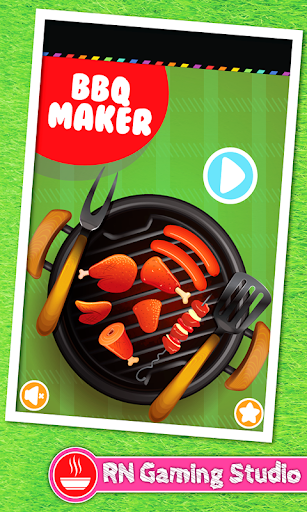 Barbecue charcoal grill screenshot 1