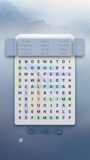 Word Search Puzzles screenshot 8