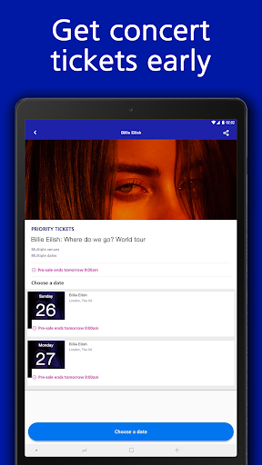 Discount Tickets, Spa Vouchers & more: O2 Priority screenshot 11