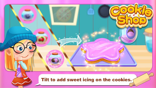🍪🍪Cookie Shop screenshot 4