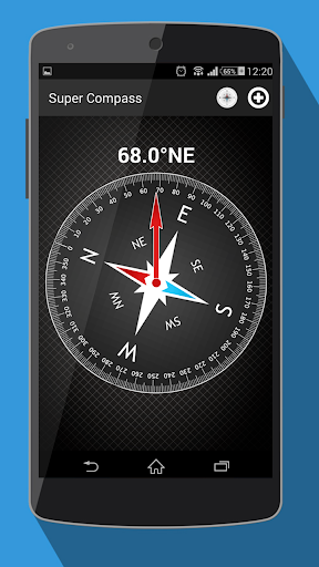 Compass for Android screenshot 1