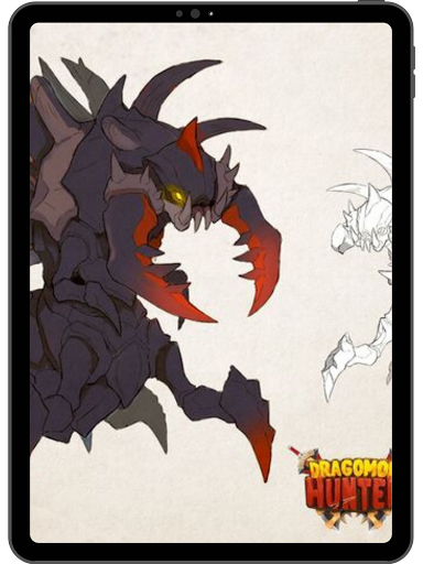 Dragomon Hunter Background screenshot 3