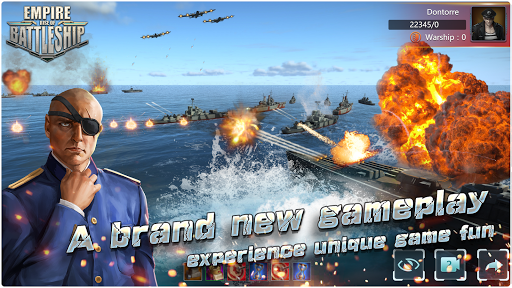 Empire: Rise Of BattleShip screenshot 2