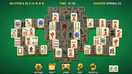 Mahjong screenshot 6
