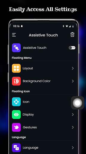 Assistive Touch screenshot 2