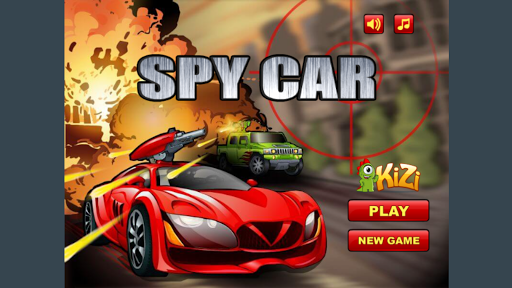Spy Car screenshot 1