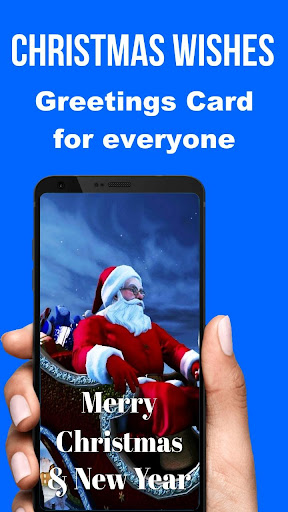 Merry XMAS Wishes Messages & Happy New Year 2021 screenshot 1