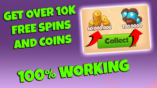 Daily Free Spins and Coins Guide for Master Spins screenshot 1