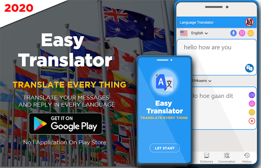 Instant All language translator &voice translation screenshot 1