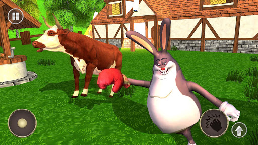 Chungus Rampage in Big Forest capture d ecran 2
