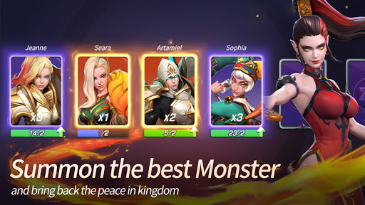 Summoners War screenshot 3