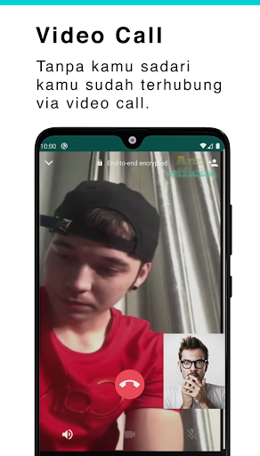 Steven William Fake call - newest video call screenshot 4